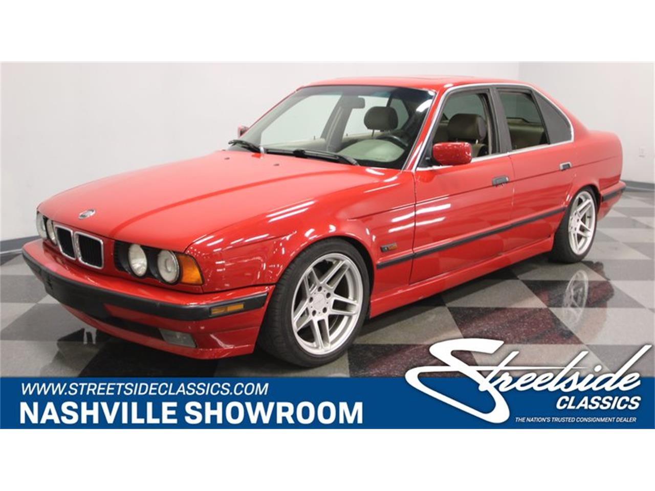 Large Picture of 1995 BMW 525iT located in Tennessee Offered by Streetside Classics - Nashville - PX0T