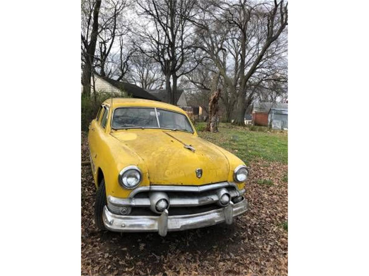 Large Picture of '51 Ford Custom Offered by Classic Car Deals - PPZW