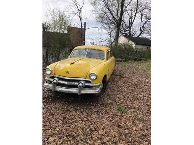 Picture of 1951 Ford Custom located in Michigan Offered by  - PPZW