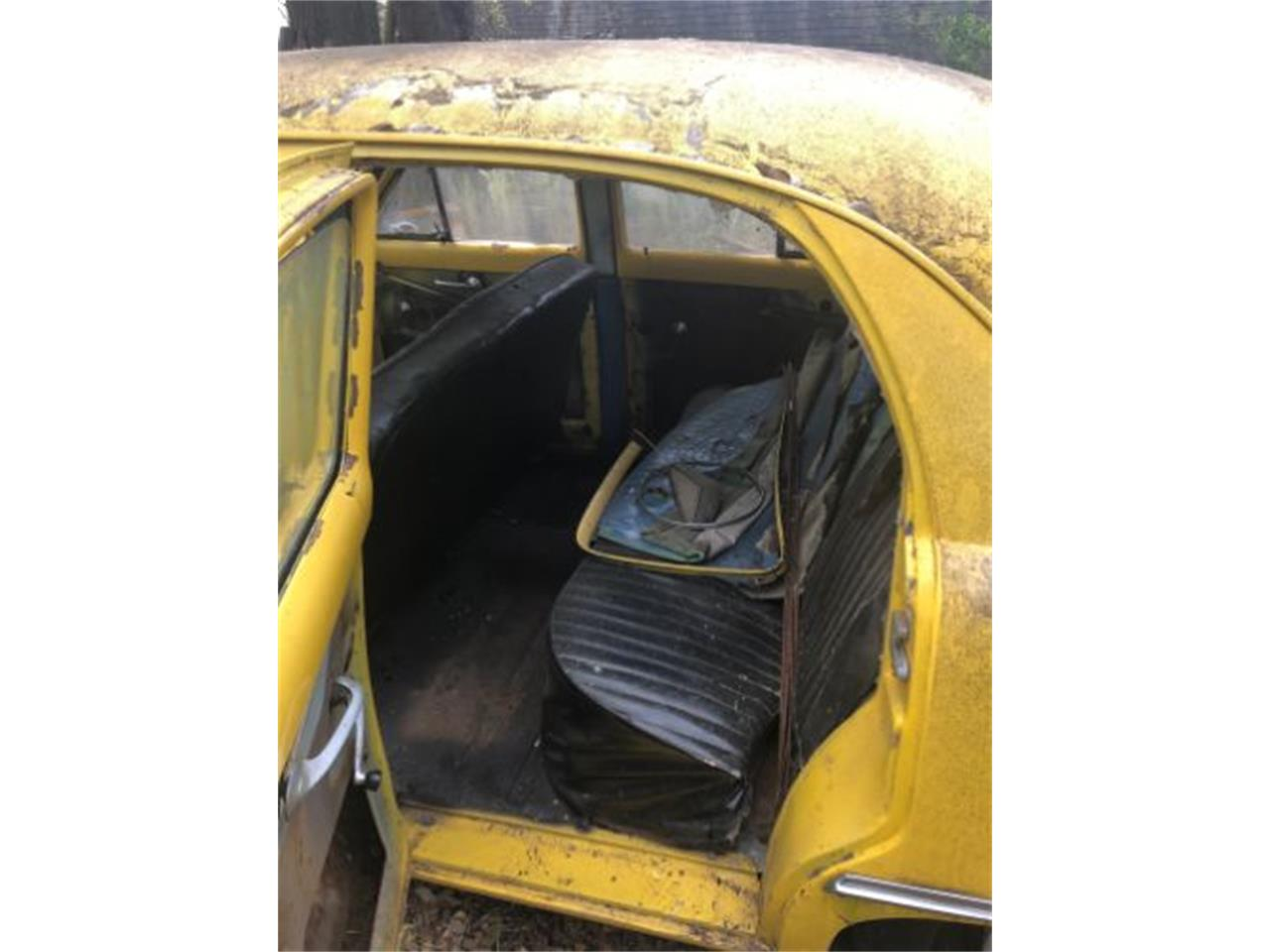 Large Picture of 1951 Ford Custom - PPZW