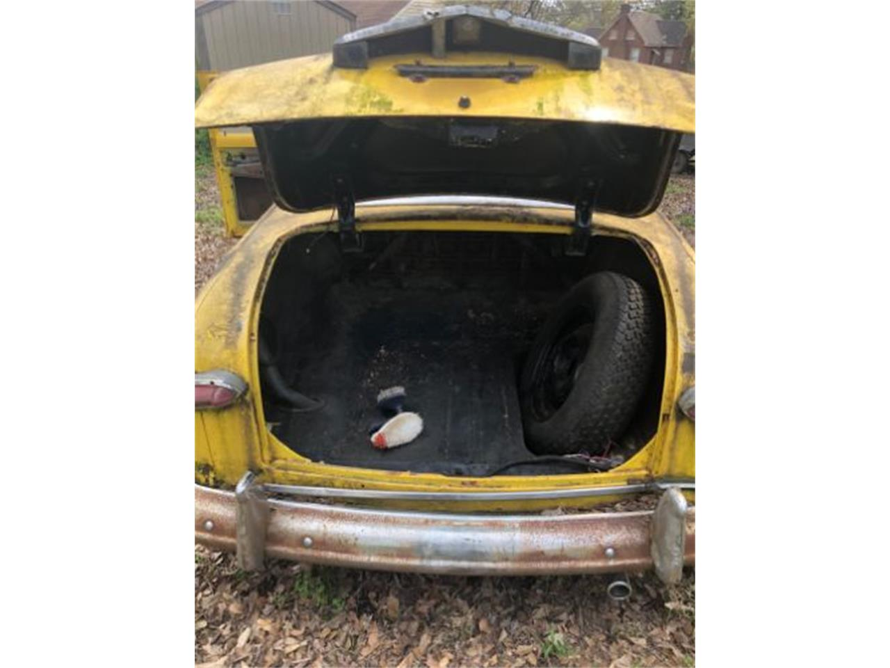 Large Picture of Classic '51 Ford Custom located in Michigan Offered by Classic Car Deals - PPZW