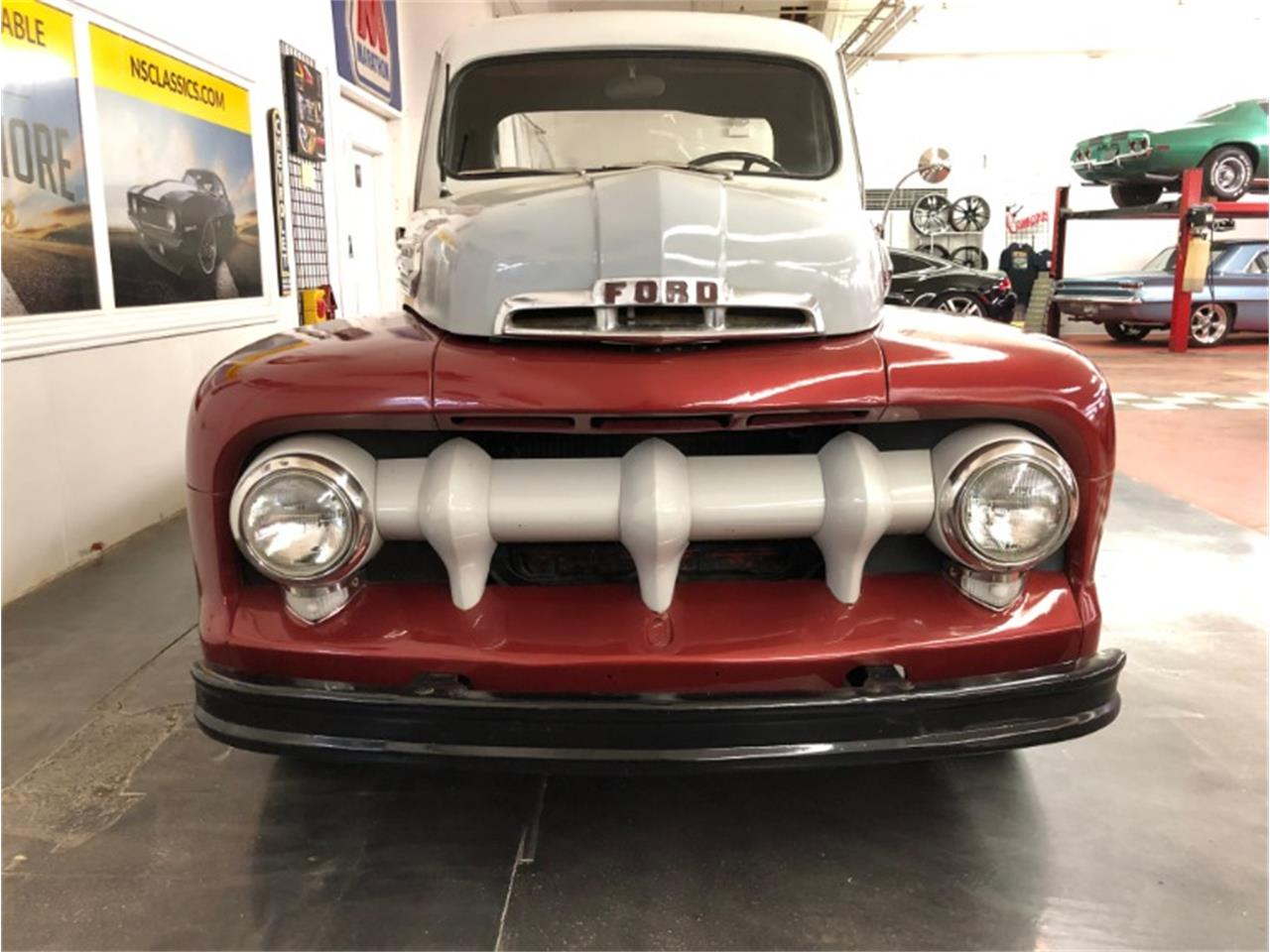 Large Picture of '51 Pickup - PX10