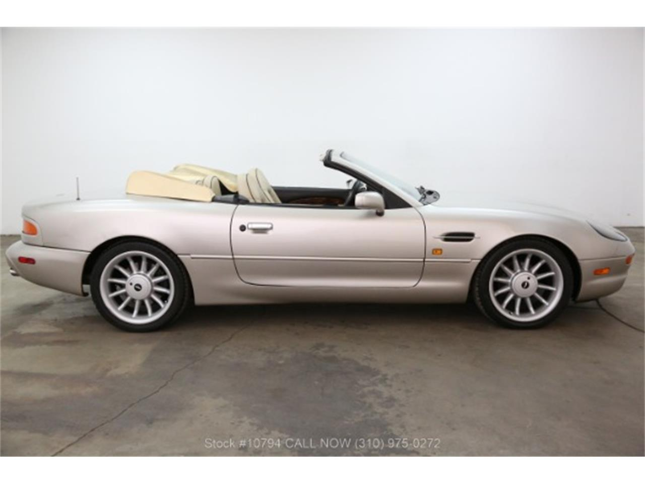 Large Picture of 1997 Aston Martin DB7 located in California - PX12