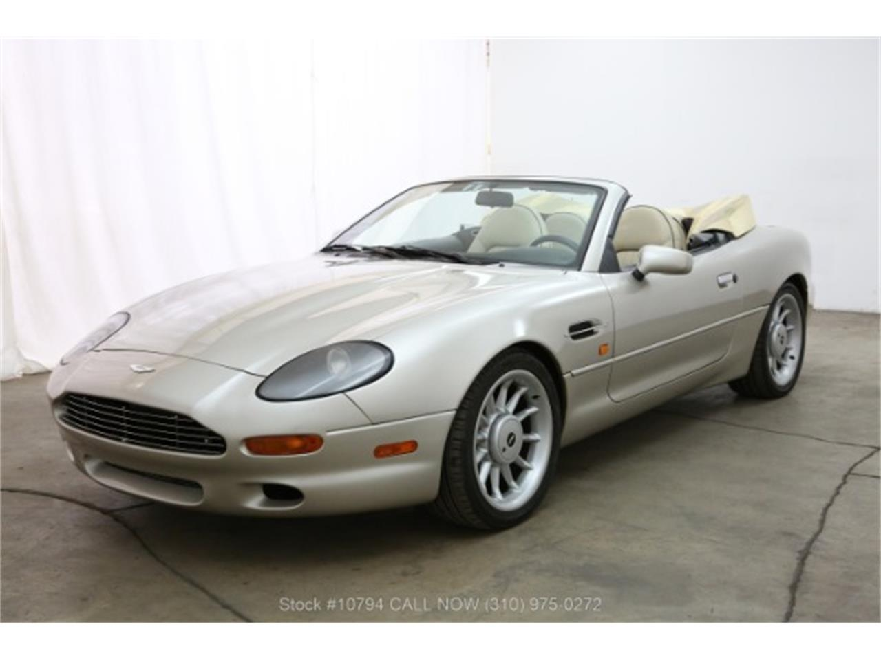Large Picture of '97 DB7 located in California Offered by Beverly Hills Car Club - PX12
