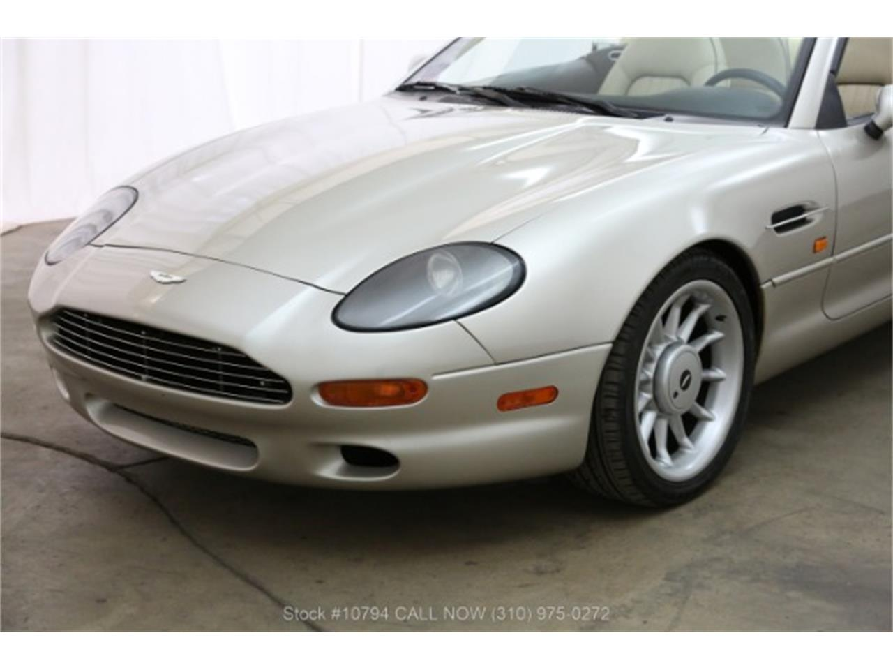 Large Picture of 1997 DB7 located in Beverly Hills California Offered by Beverly Hills Car Club - PX12
