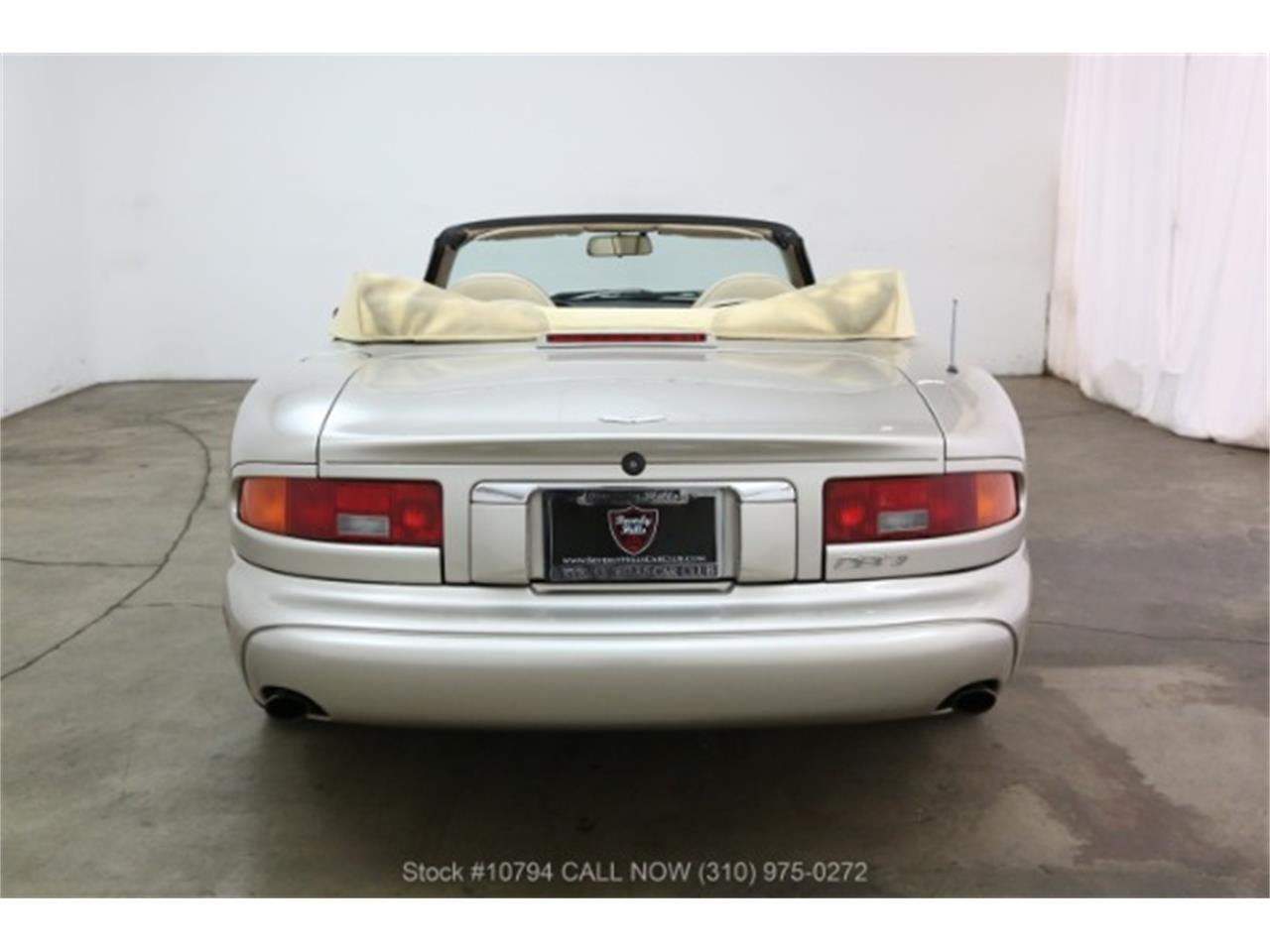 Large Picture of 1997 Aston Martin DB7 located in Beverly Hills California Offered by Beverly Hills Car Club - PX12