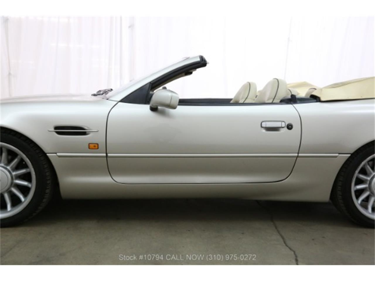 Large Picture of '97 DB7 located in Beverly Hills California - PX12