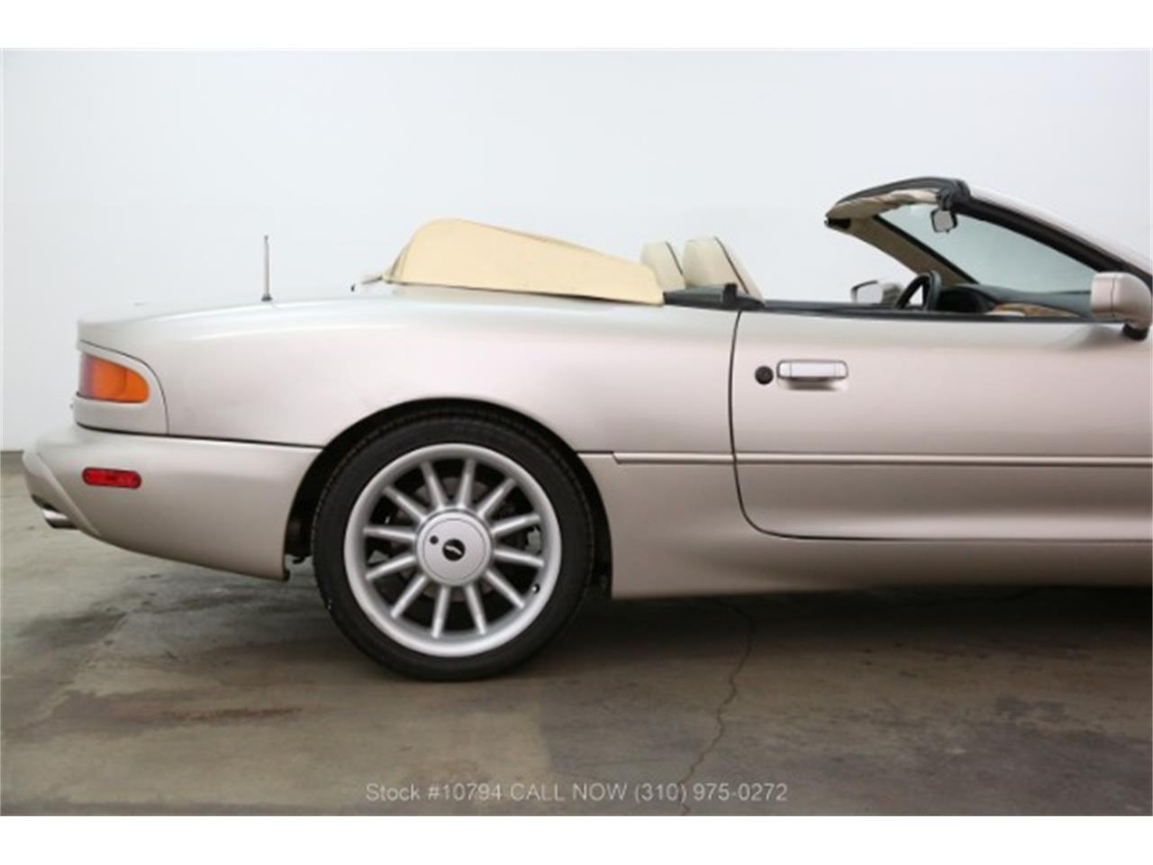 Large Picture of '97 Aston Martin DB7 located in Beverly Hills California Offered by Beverly Hills Car Club - PX12