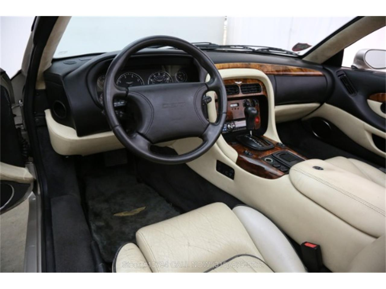 Large Picture of 1997 Aston Martin DB7 located in Beverly Hills California - $29,950.00 - PX12