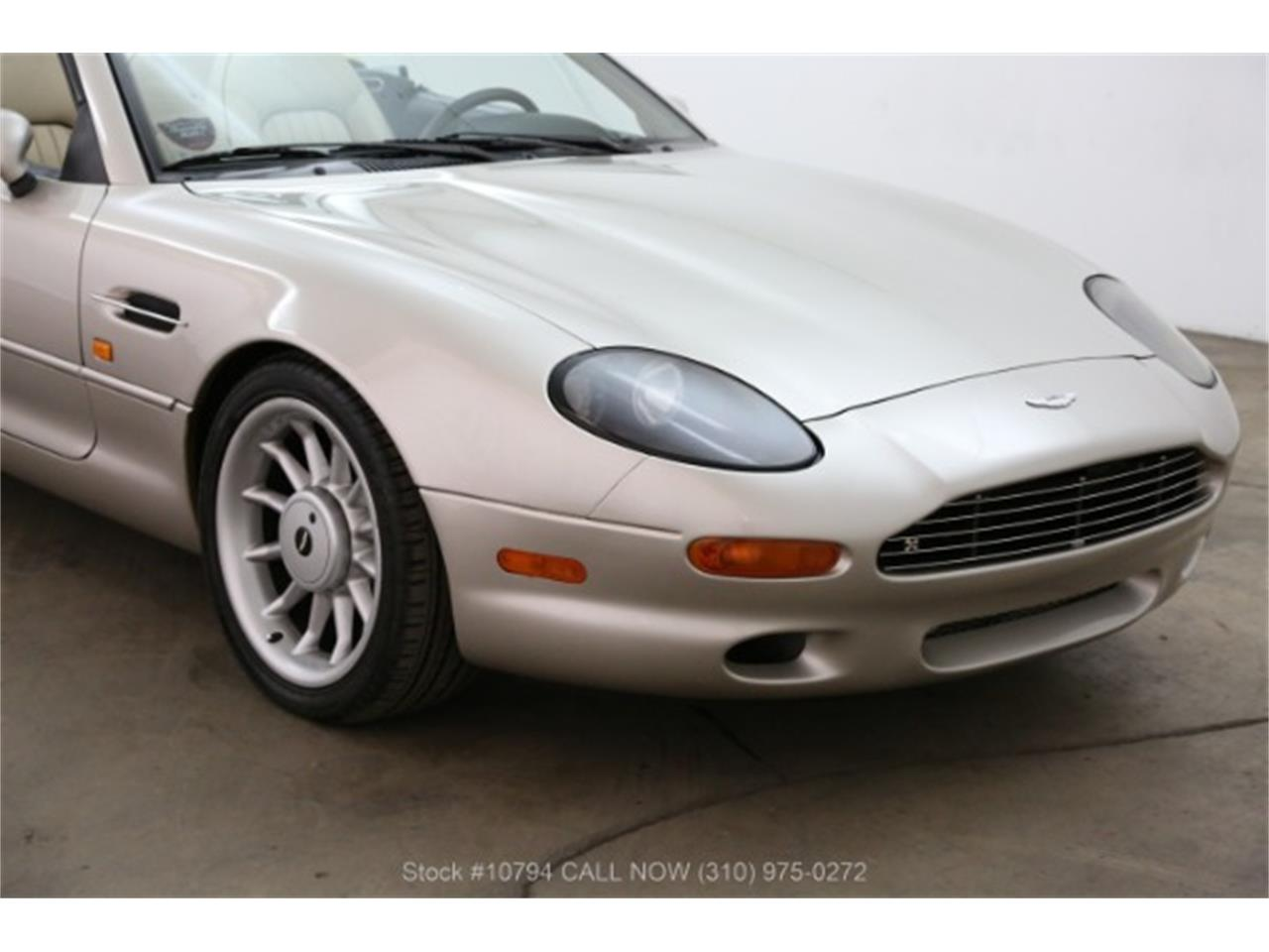 Large Picture of '97 Aston Martin DB7 - $29,950.00 - PX12
