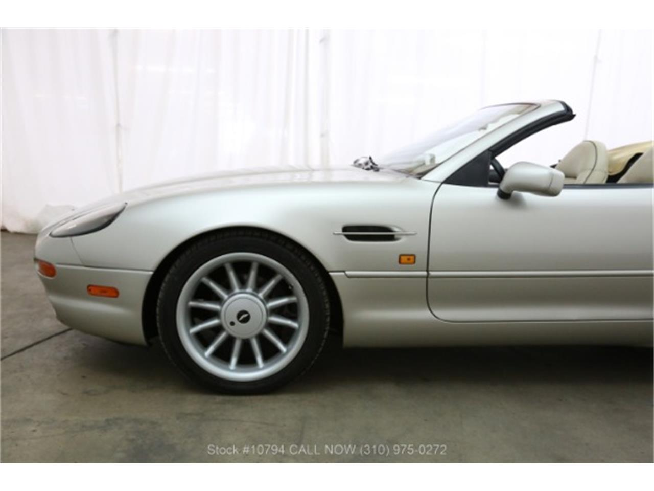 Large Picture of '97 DB7 located in Beverly Hills California Offered by Beverly Hills Car Club - PX12