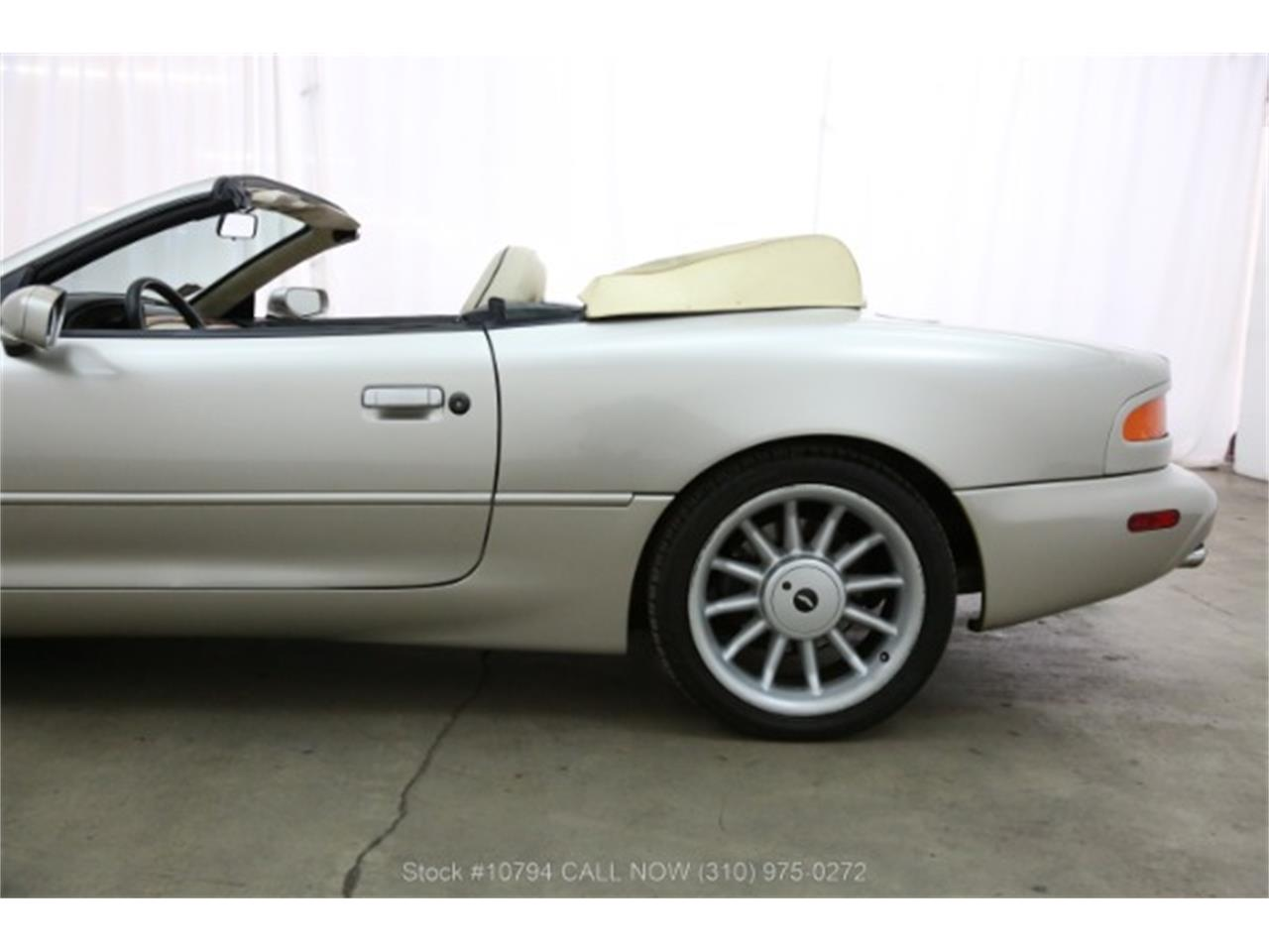 Large Picture of '97 Aston Martin DB7 located in Beverly Hills California - PX12