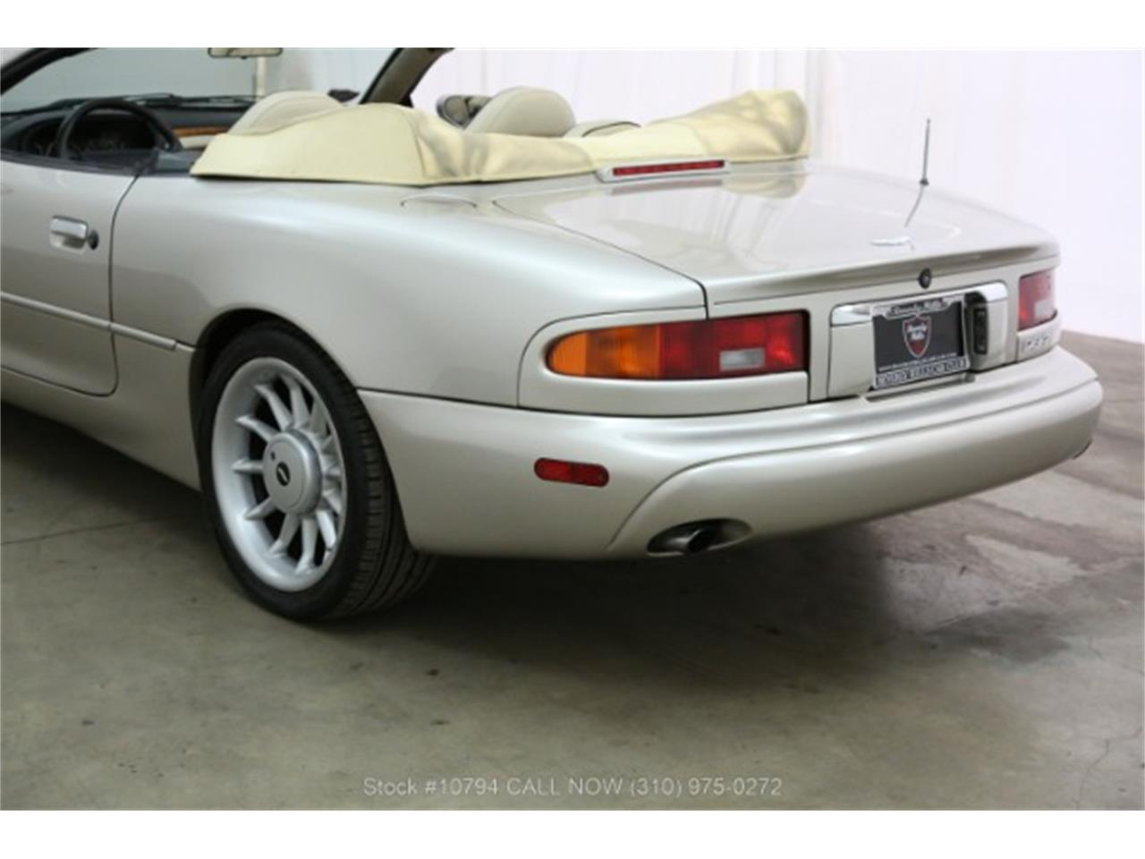 Large Picture of '97 Aston Martin DB7 located in California - PX12
