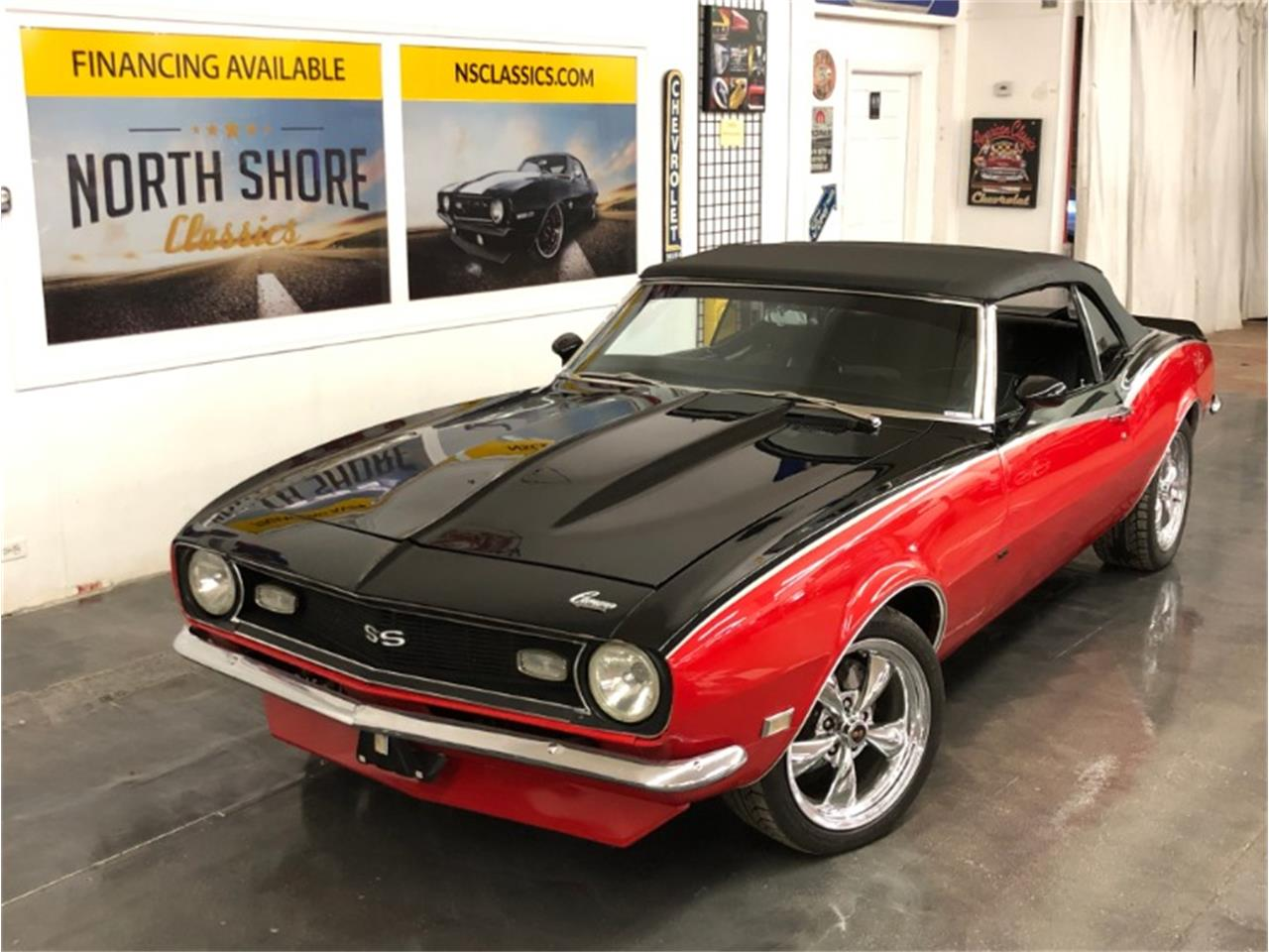 Large Picture of '68 Camaro - PX15
