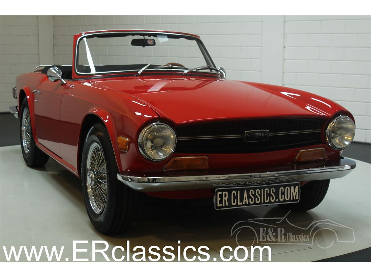 Large Picture of '69 TR6 - PX1D