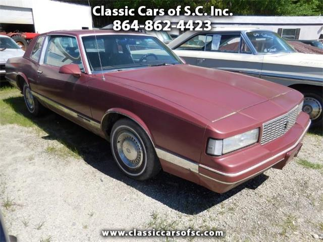 Picture of '86 Monte Carlo - PX1G