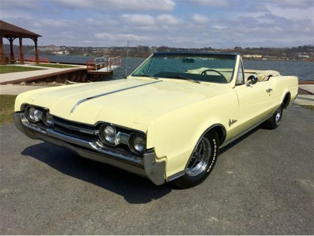 Picture of '67 Cutlass - PX1O