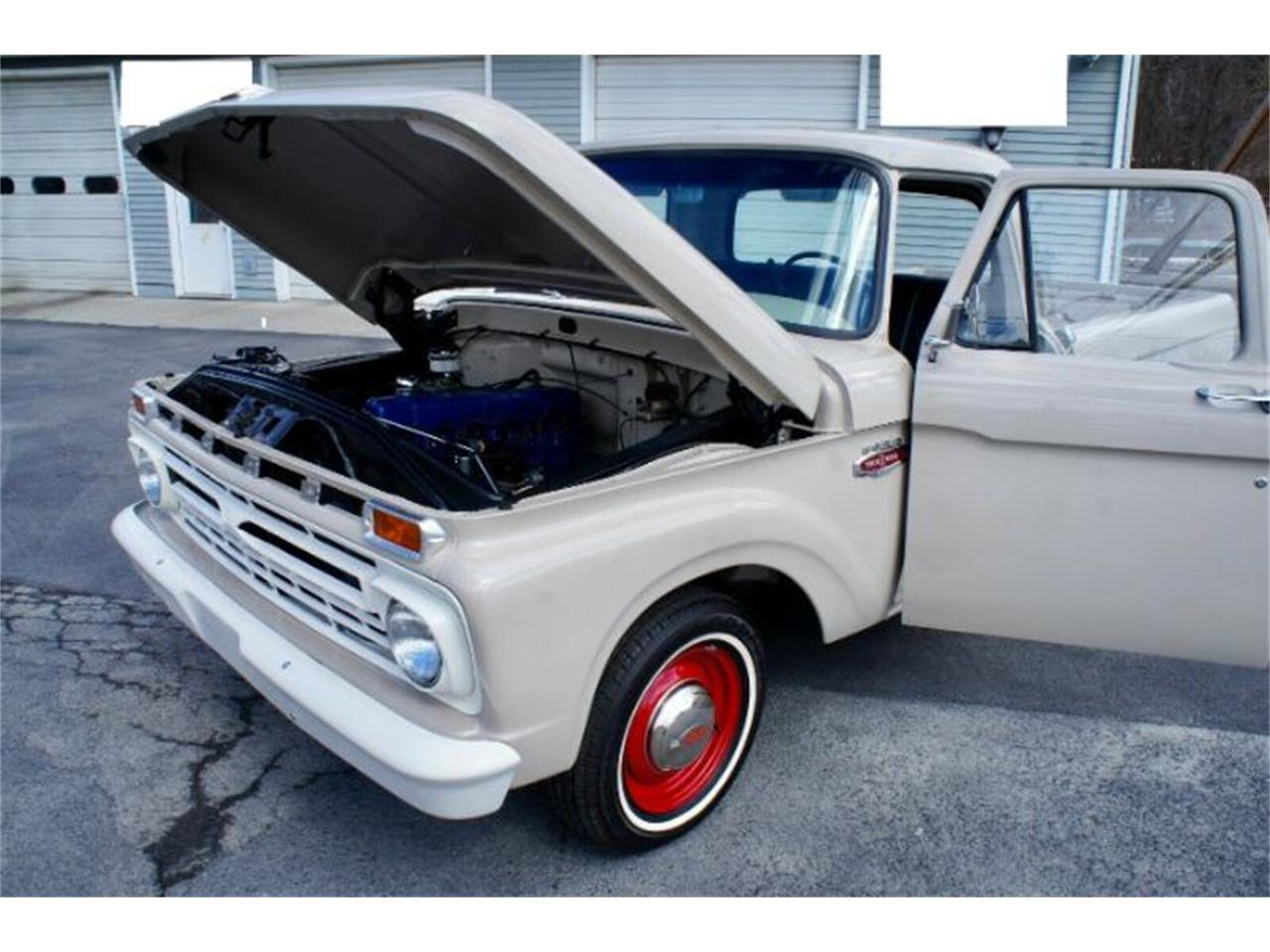 Large Picture of '66 F100 - PX1P