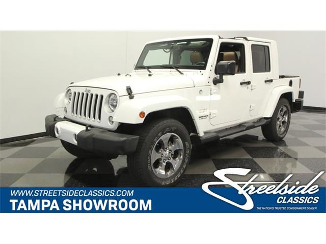 Picture of '16 Wrangler located in Lutz Florida - $37,995.00 - PQMZ