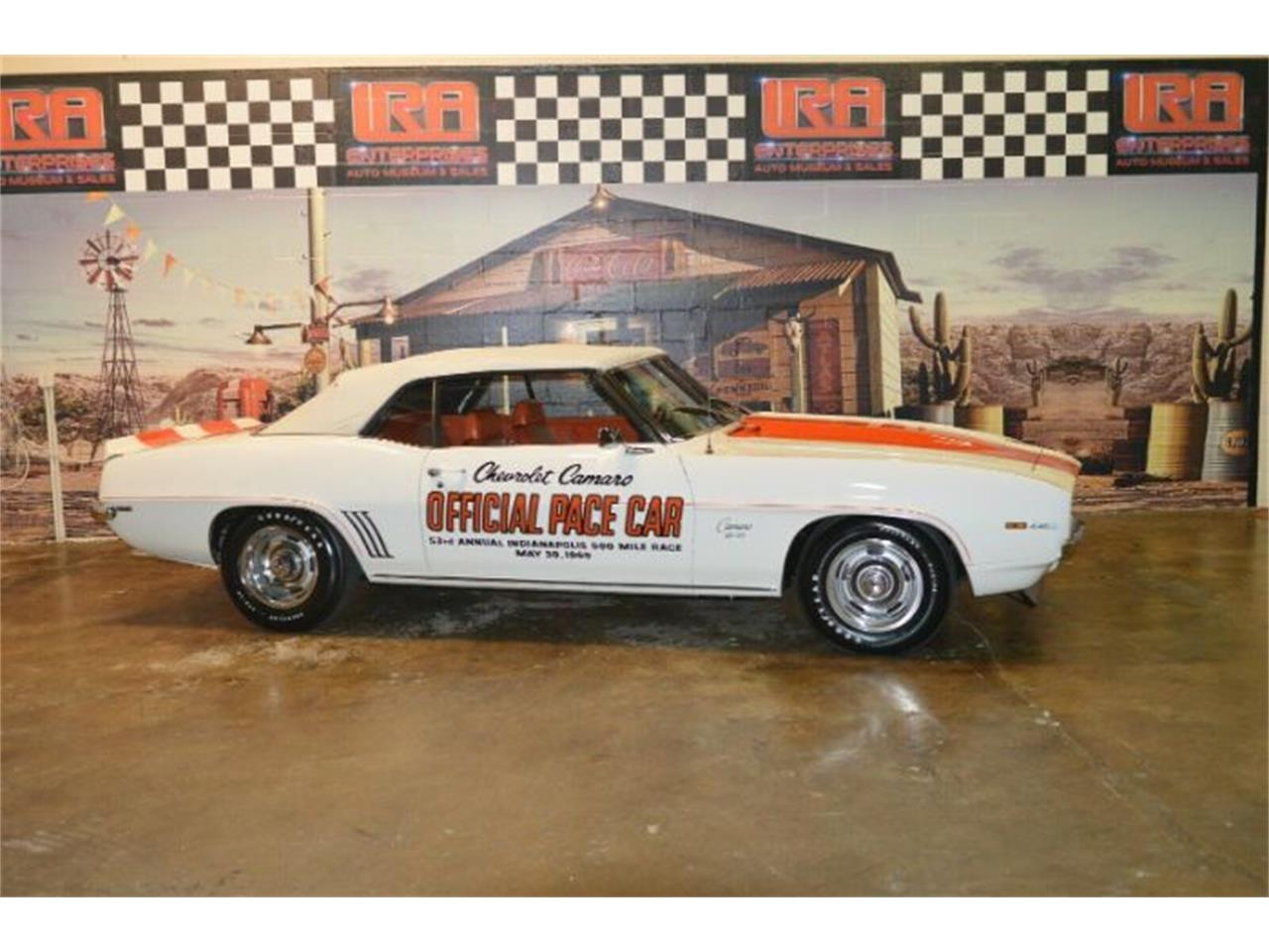 Large Picture of Classic 1969 Camaro located in Cadillac Michigan - $64,895.00 - PX20