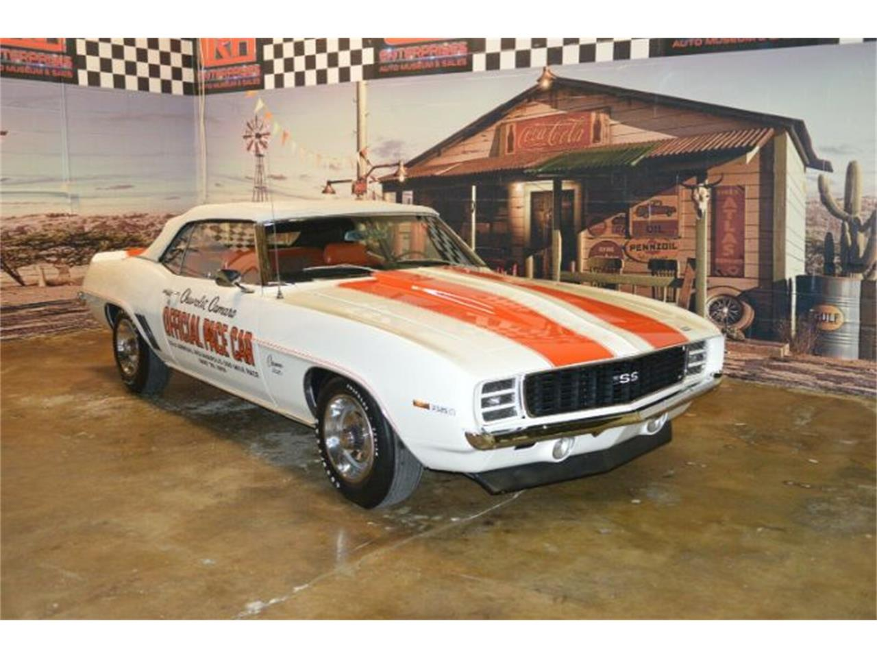 Large Picture of 1969 Chevrolet Camaro - $64,895.00 Offered by Classic Car Deals - PX20