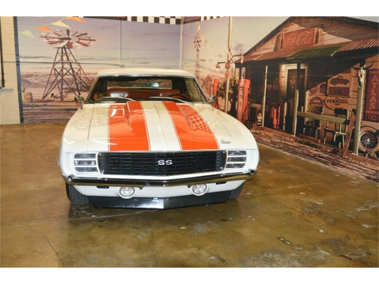 Large Picture of 1969 Camaro located in Cadillac Michigan - $64,895.00 Offered by Classic Car Deals - PX20