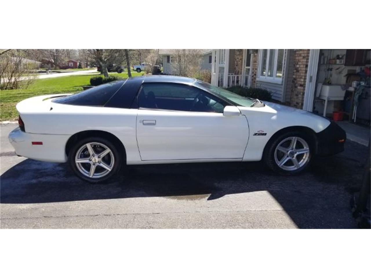 Large Picture of '94 Camaro - PX25