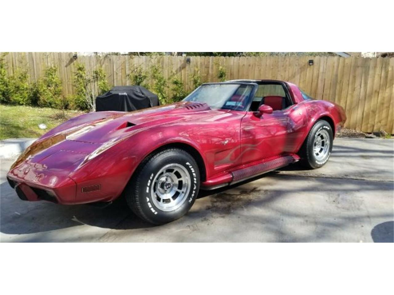 Large Picture of '79 Corvette - PX29
