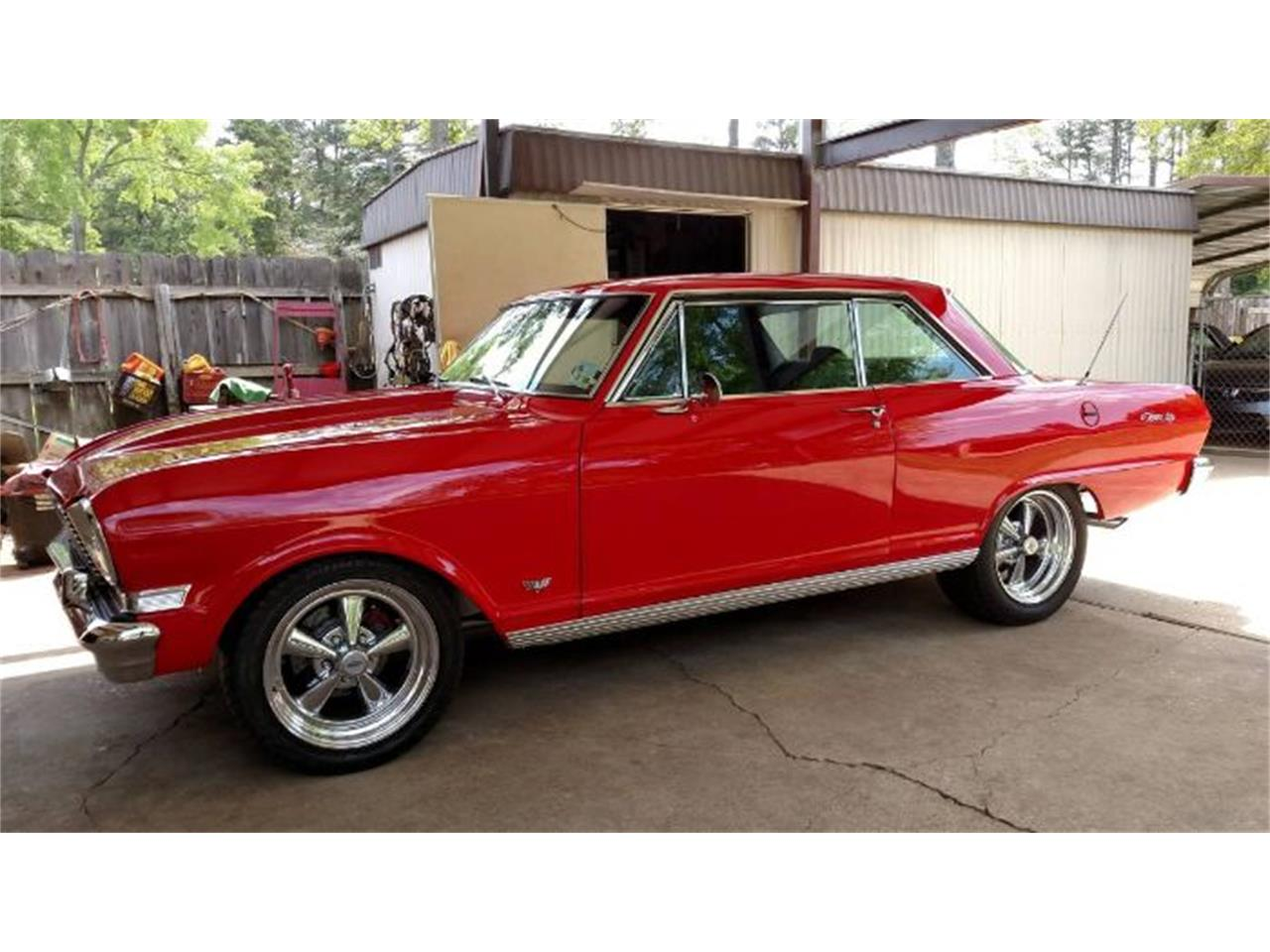 Large Picture of '63 Chevy II Offered by Classic Car Deals - PX2D