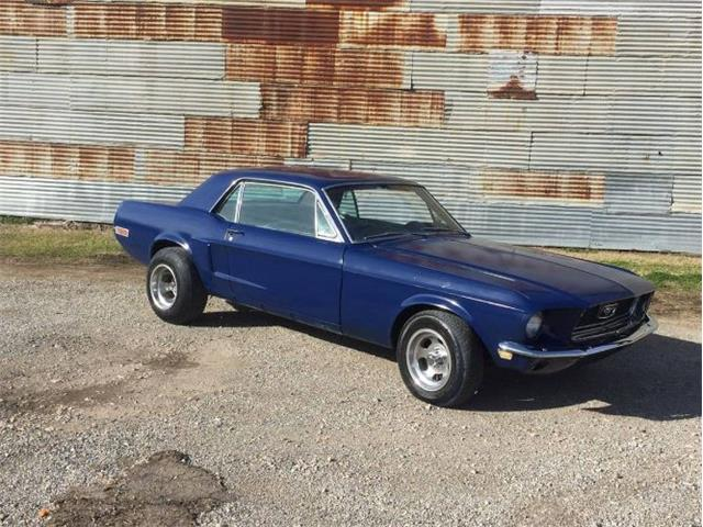 1968 Ford Mustang For Sale On Classiccarscom