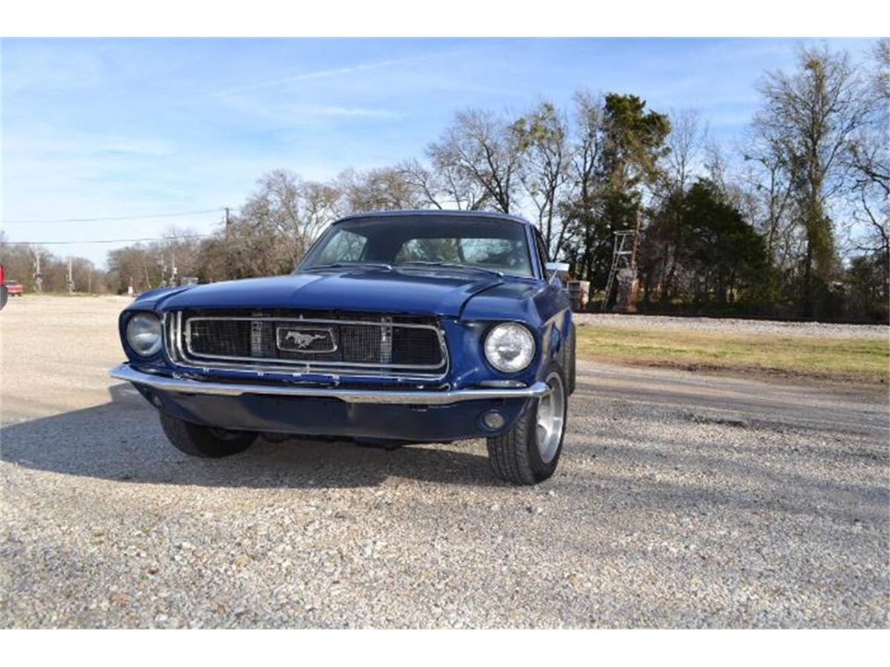 Large Picture of '68 Mustang - PX2G