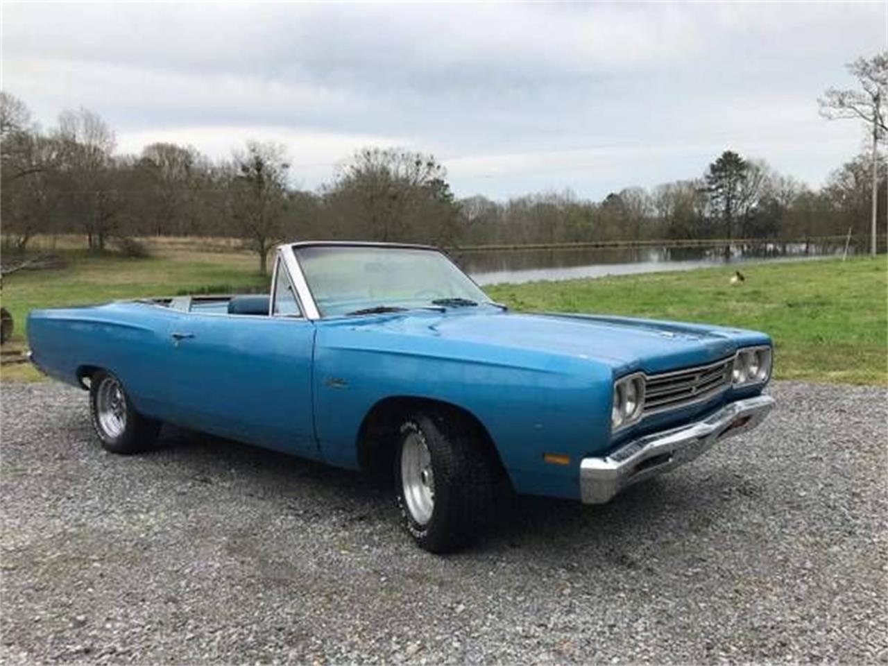 Large Picture of 1969 Plymouth Satellite located in Cadillac Michigan Offered by Classic Car Deals - PX2I