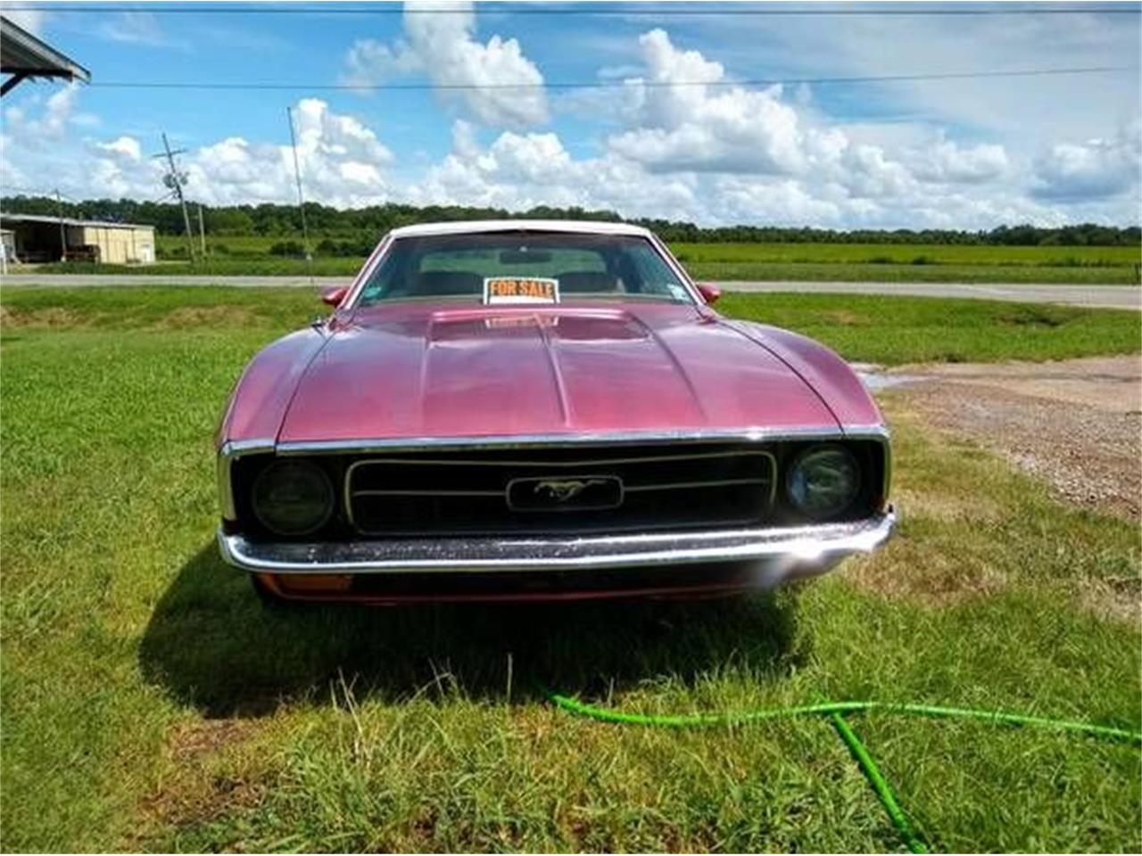 Large Picture of '72 Mustang - PX2J