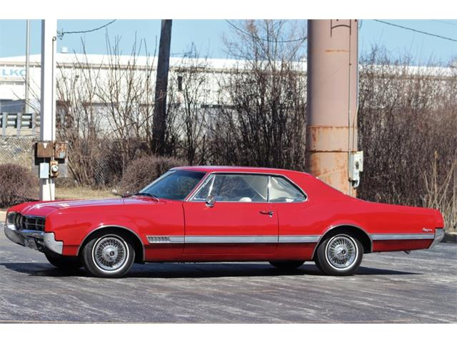 Picture of '66 Oldsmobile Starfire located in Illinois Offered by  - PQN2