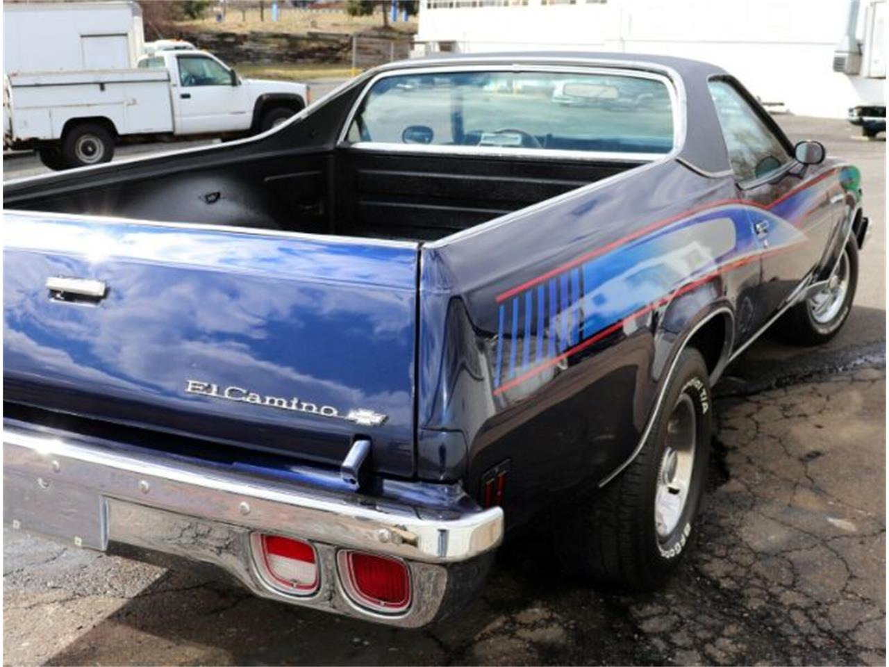 Large Picture of '74 El Camino - PX2N