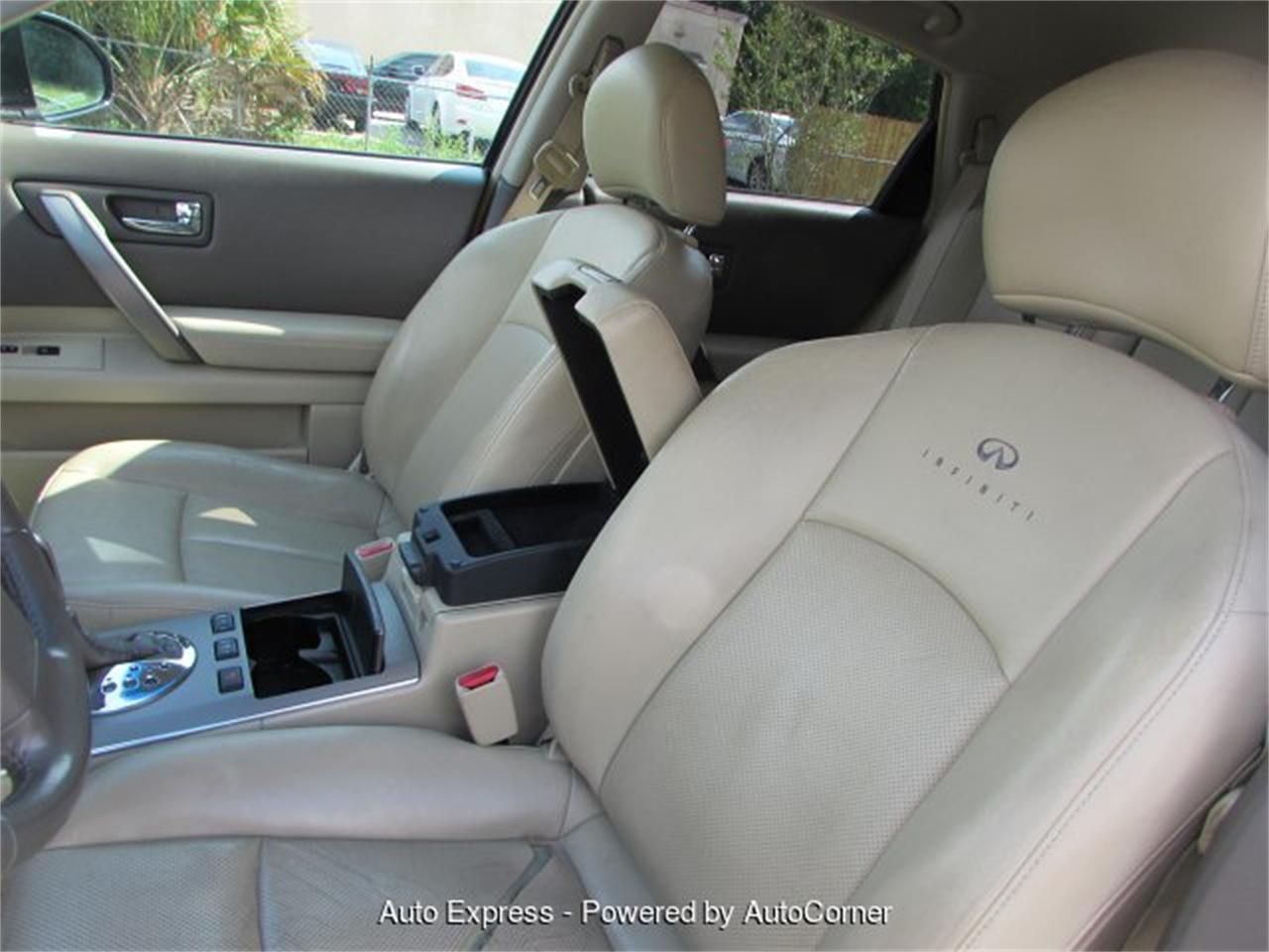 Large Picture of '08 FX35 - PX2X