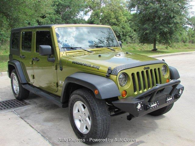 Picture of '07 Wrangler - PX30