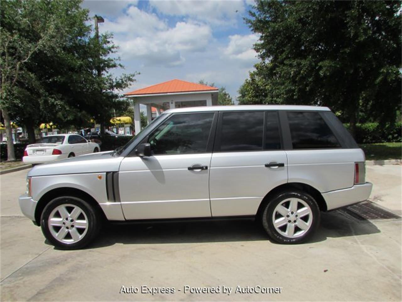 Large Picture of '04 Range Rover - PX33
