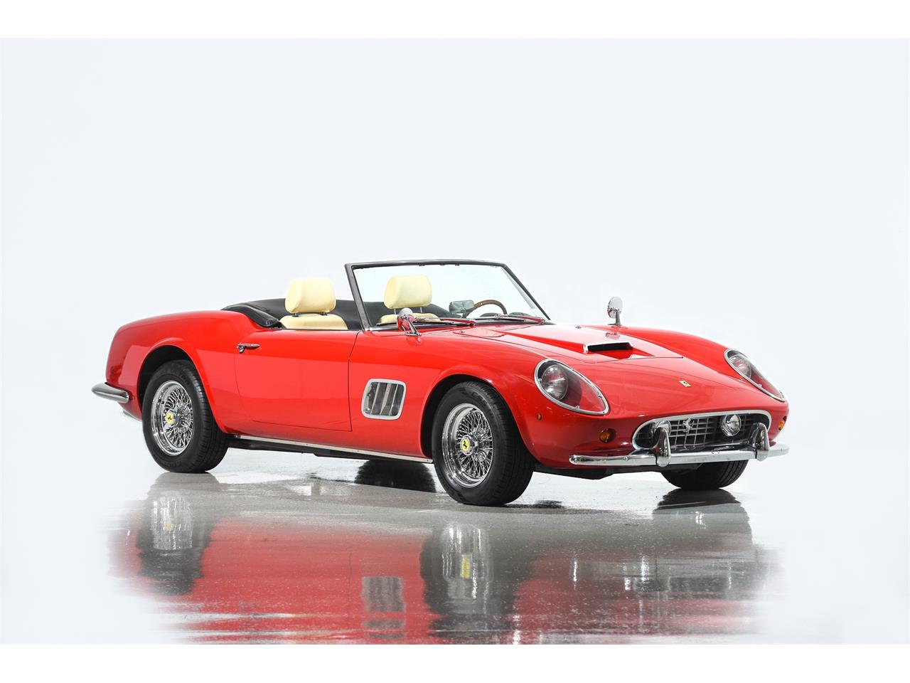 Large Picture of '62 250 GT California Spyder SWB - PX34
