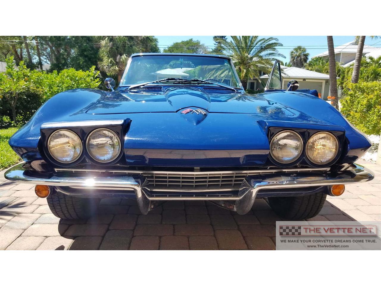 Large Picture of Classic 1966 Corvette located in Sarasota Florida - $56,990.00 - PX35