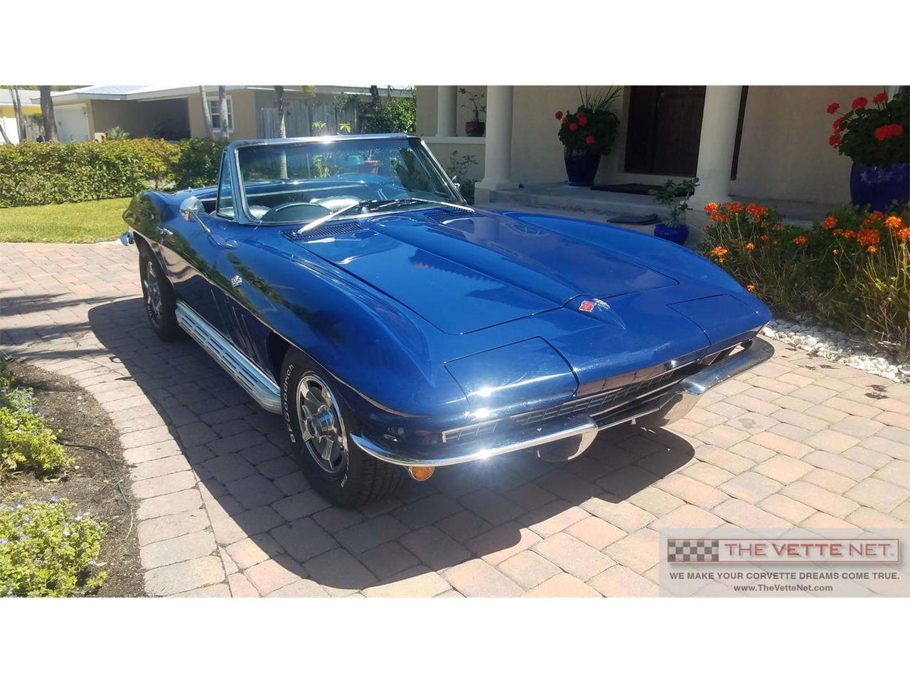 Large Picture of 1966 Chevrolet Corvette Offered by The Vette Net - PX35