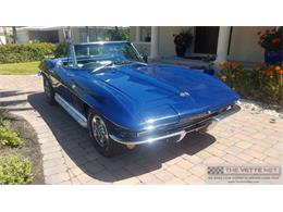 Picture of Classic '66 Chevrolet Corvette located in Sarasota Florida Offered by The Vette Net - PX35