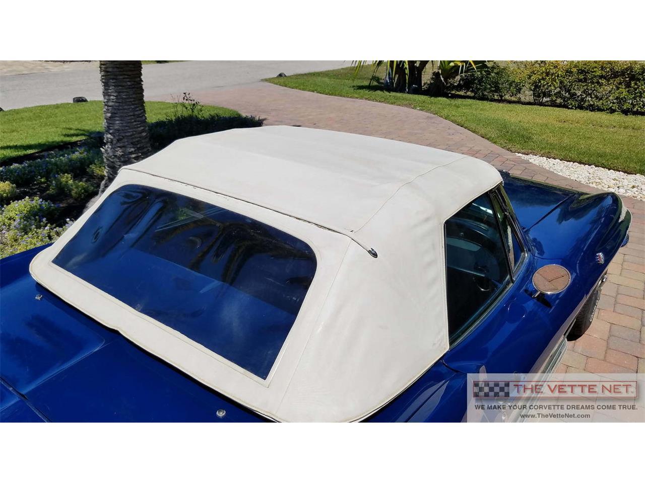 Large Picture of '66 Chevrolet Corvette - $56,990.00 - PX35