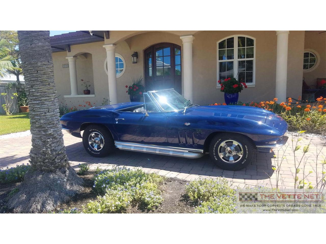 Large Picture of Classic '66 Corvette located in Sarasota Florida Offered by The Vette Net - PX35