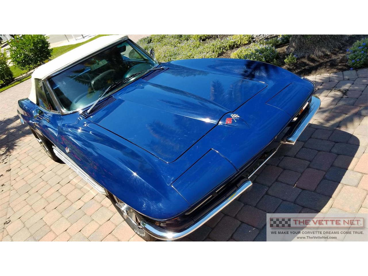 Large Picture of Classic 1966 Chevrolet Corvette - $56,990.00 Offered by The Vette Net - PX35