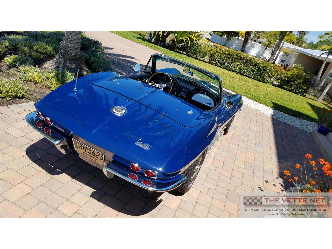 Large Picture of '66 Chevrolet Corvette Offered by The Vette Net - PX35