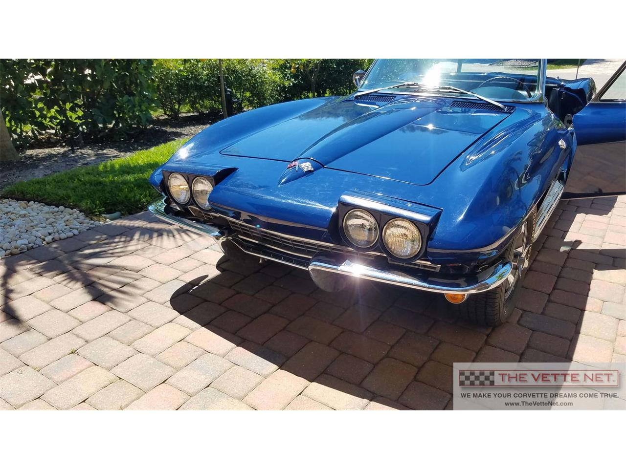 Large Picture of 1966 Corvette located in Sarasota Florida - $56,990.00 - PX35
