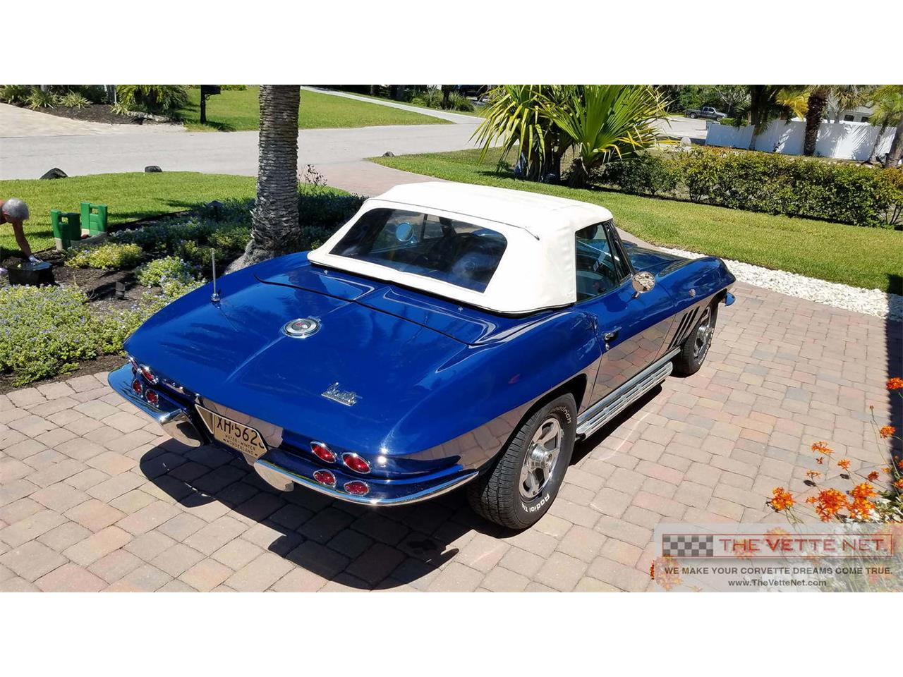 Large Picture of Classic '66 Corvette - $56,990.00 - PX35