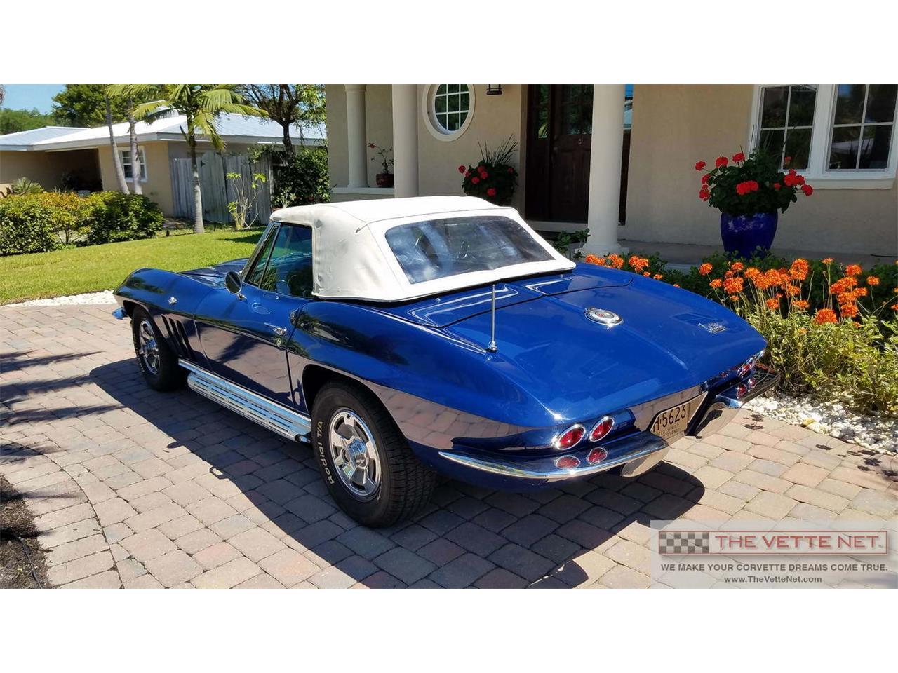 Large Picture of 1966 Chevrolet Corvette - PX35