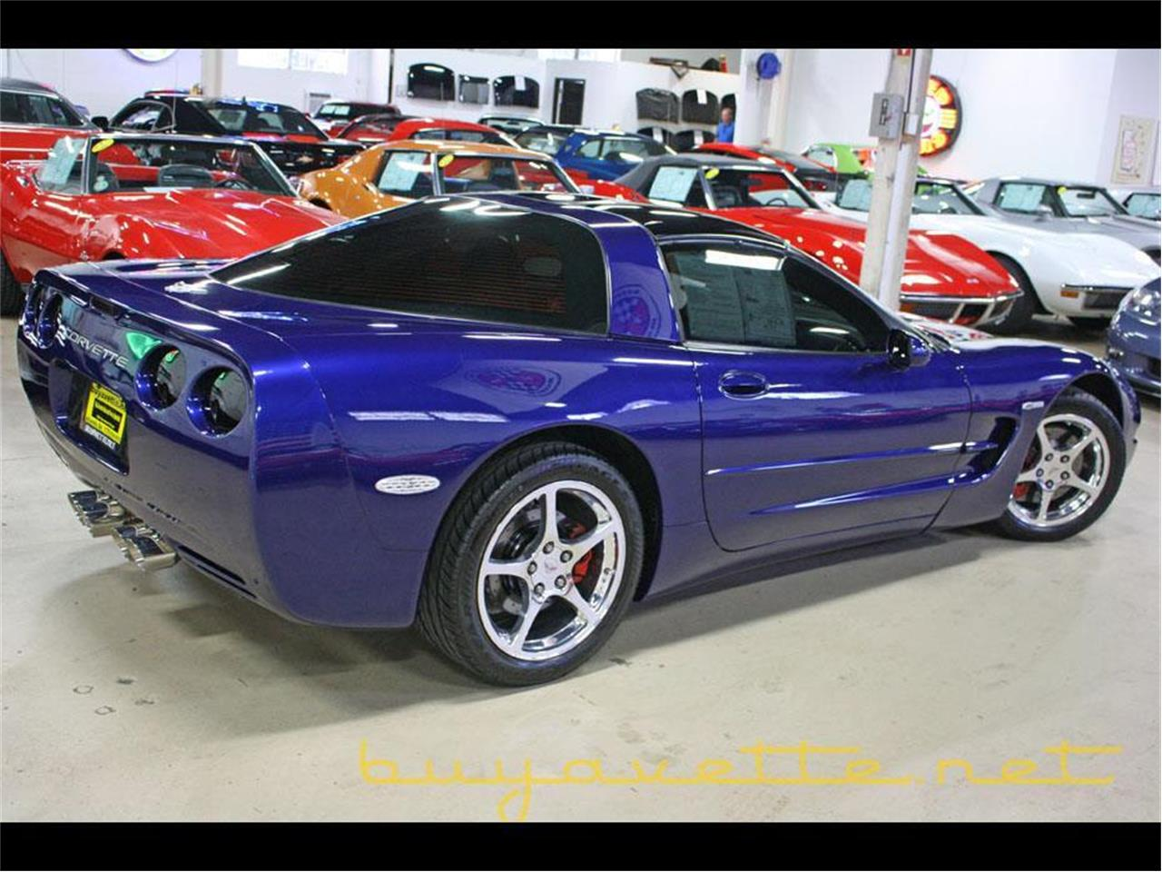 Large Picture of '04 Corvette - PX37